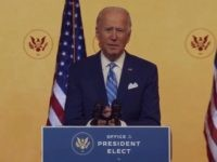Watch Live: Joe Biden Delivers Thanksgiving Address