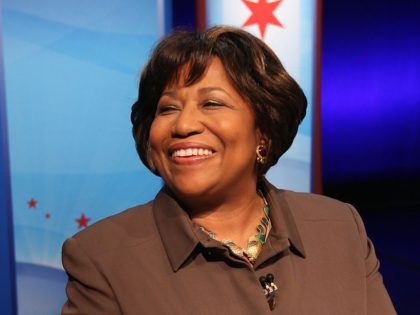 Former Senator Carol Moseley Braun Wants Interior Post Despite Little Experience