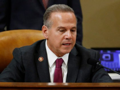 WASHINGTON, DC - DECEMBER 13: Rep. David Cicilline, D-R.I., votes to approve the second article of impeachment as the House Judiciary Committee holds a public hearing to vote on the two articles of impeachment against U.S. President Donald Trump in the Longworth House Office Building on Capitol Hill December 13, …