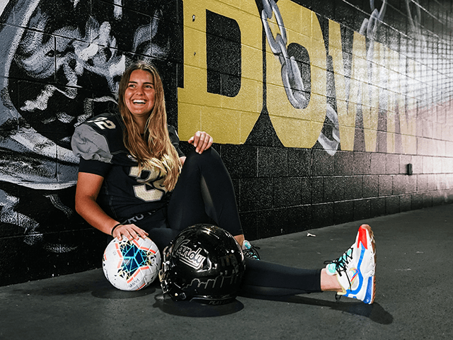 'Let's Make History': Vanderbilt's Sarah Fuller Could Become First Female to Play in Power 5 College Football Game on Saturday