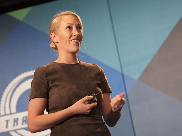 Eventbrite CEO Julia Hartz
