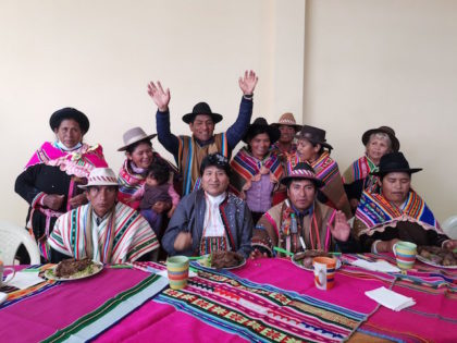 Evo Morales returns to Bolivia after socialists win October 2020 elections.