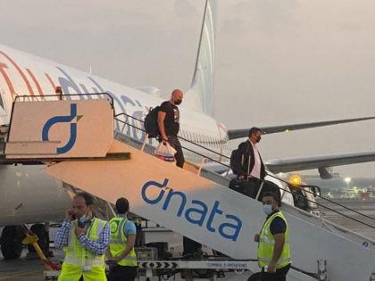 First Israeli Flight