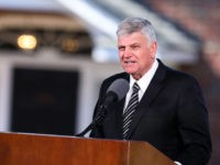 Franklin Graham: 'Thankful' for Trump's SCOTUS Justices Who Ruled for Churches and Against Government Overreach