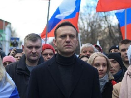 Poisoned Putin Opponent Alexei Navalny Immediately Arrested on Return to Russia