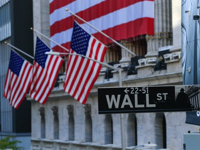 The exterior of the New York Stock Exchange (NYSE) is seen on November 4, 2020 in New York. - Wall Street stocks were in rally mode Wednesday, shrugging off uncertainty over the still-unresolved presidential election and the likelihood of divided government in Washington.The Dow Jones Industrial Average was up 2.0 …