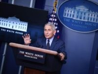Dr. Anthony Fauci Warns of Dark Winter