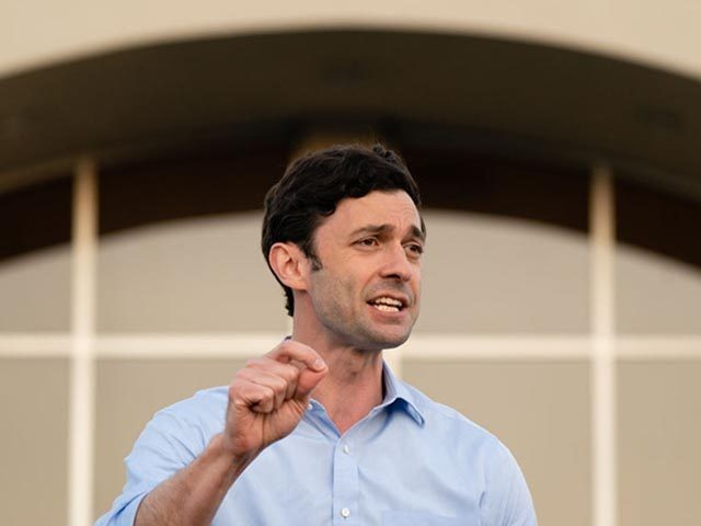 Georgia Democrat Senate Candidate Jon Ossoff Claims 'Oversight' in Omitting Payment from Chinese Communist-Linked Company