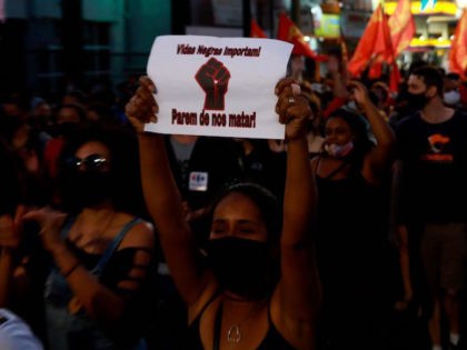 Brazilian Leftists Export Black Lives Matter to Anti-Bolsonaro Protests