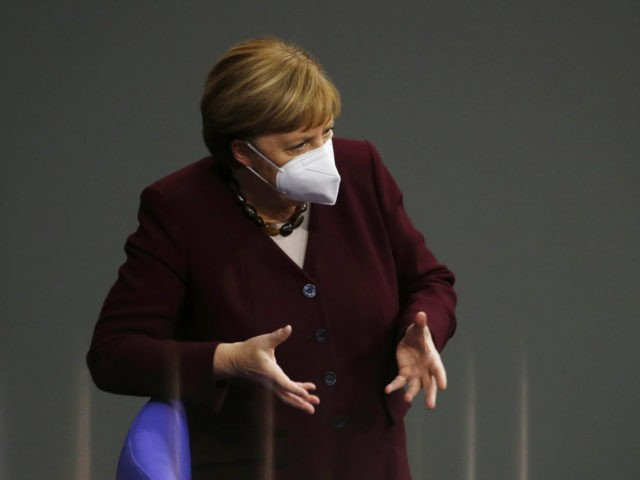 Germany's Merkel Urges Patience As Govt Extends Corona Lockdown Through December