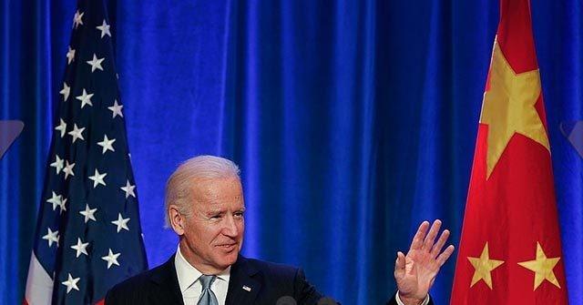 Chinese Media Bark Orders at Biden
