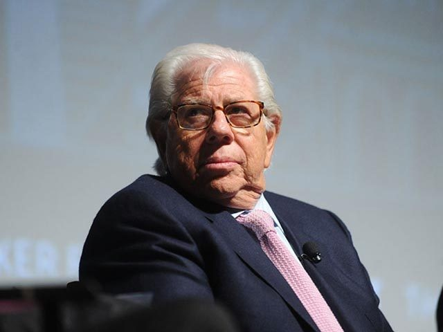 NEW YORK, NY - OCTOBER 06: Carl Bernstein attends the 2017 New Yorker Festival - All The President's Reporters at SVA Theatre on October 6, 2017 in New York City. (Photo by Brad Barket/Getty Images for The New Yorker)
