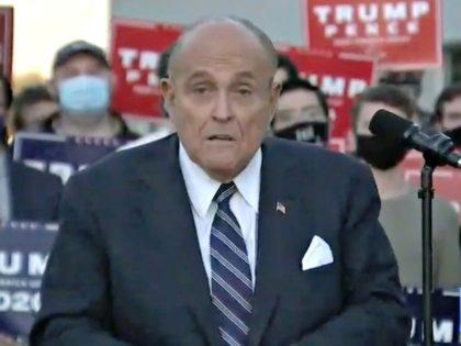 Giuliani Press Conference