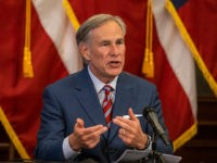 Exclusive — Gov. Greg Abbott: Texas Is 'Leading the Nation' in Vaccine Distribution