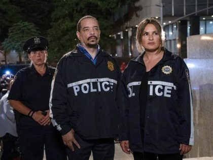 NBC's 'Law & Order: SVU' Slams Election Integrity Laws