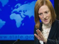 Jen Psaki Warns Media of 'Russian Propaganda'