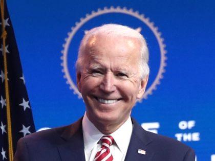 Joe Biden halo (Joe Raedle / Getty)