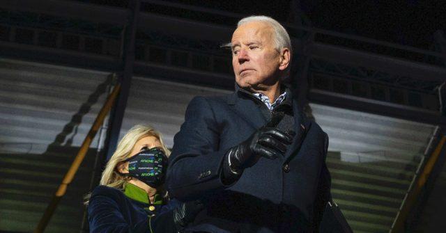 Watch  Jill Biden Startles Joe Biden At Final Campaign Rally In Pennsylvania