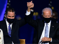 Pinkerton: Joe's Presidency Is Building Hunter Biden Back Bigger