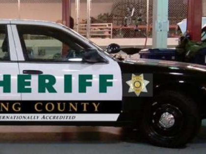 File Photo: King County Sheriff's Office