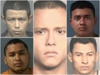 Five Illegal Alien MS-13 Gang Members Charged with Murdering Informant
