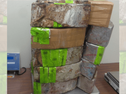 Meth Seizure at Texas Border Crossing. (Photo: U.S. Customs and Border Protection)
