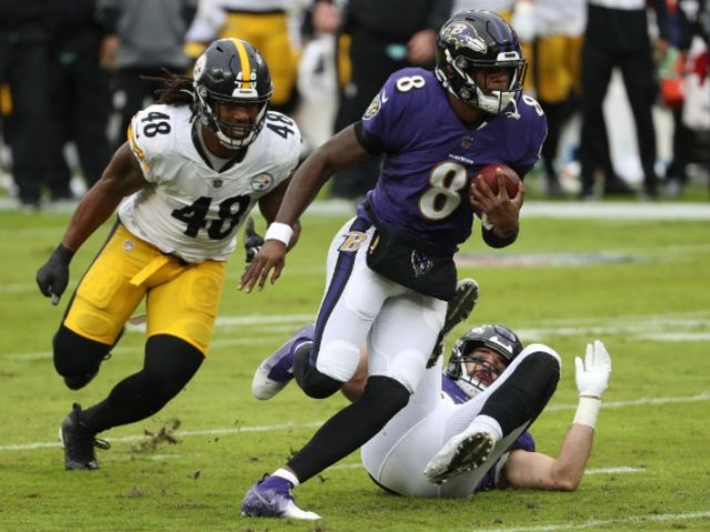 Thanksgiving Night Ravens-Steelers Game Moved to Sunday Due to Coronavirus
