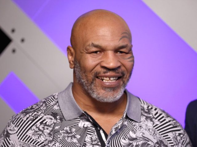 Mike Tyson Used His Baby's Urine To Help Pass A Drug Test