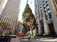 Columbia Professor Says Rockefeller Christmas Tree Should be Canceled