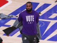 LeBron James, NBA to Fight 'Voter Suppression' During All-Star Weekend