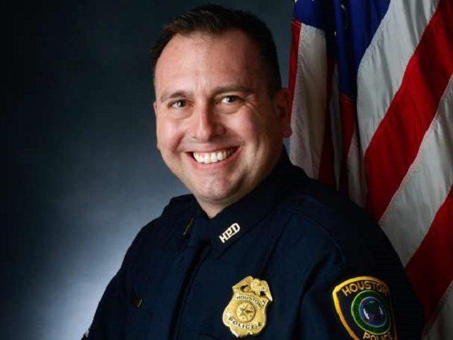 Houston Police Sergeant Sean Rios