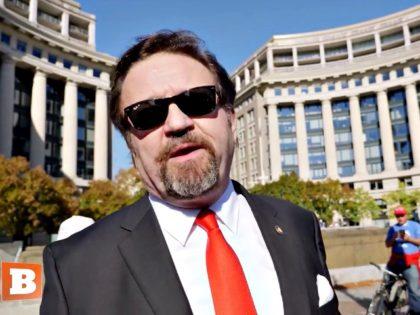 Sebastian Gorka at D.C.Rally