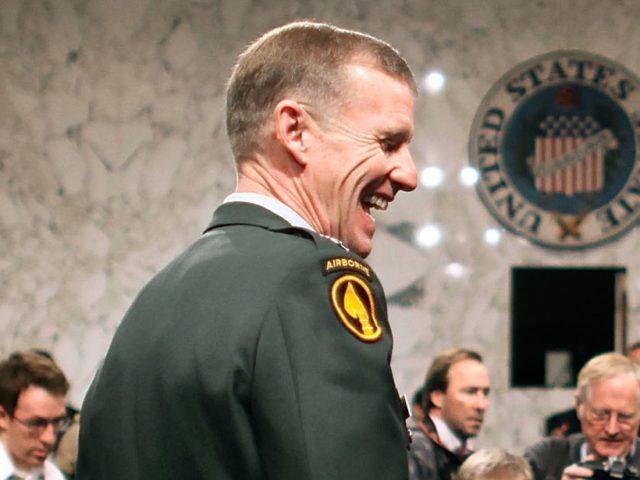 Stanley McChrystal (Chip Somodevilla / Getty)