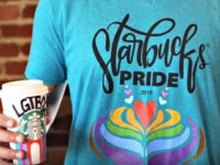 Christian Claims Starbucks Fired Her for Refusal to Wear 'Pride' Shirt