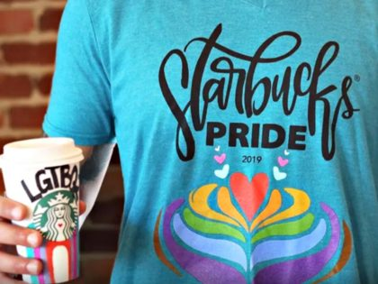 Starbucks Pride T-Shirt