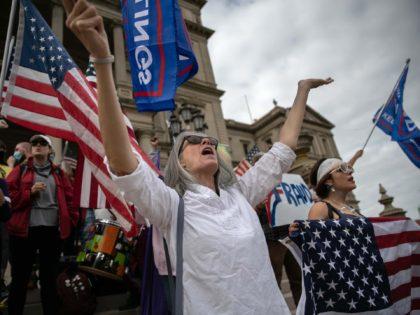 Trump vote protest (John Moore / Getty)
