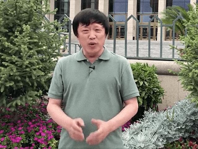 State-owned media Global Times chief editor Hu Xijin (Photo source: Hu Xijin/Wechat)