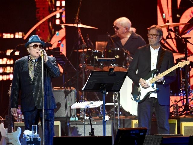 Eric Clapton and Van Morrison team up for anti-lockdown charity single