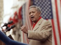 NYC's First Black Mayor, David Dinkins, Has Died