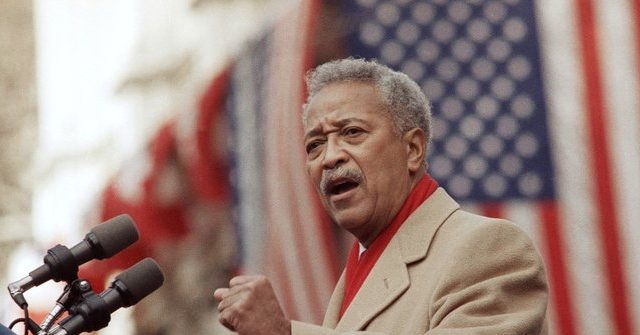 NYC`s First Black Mayor, David Dinkins, Has Died