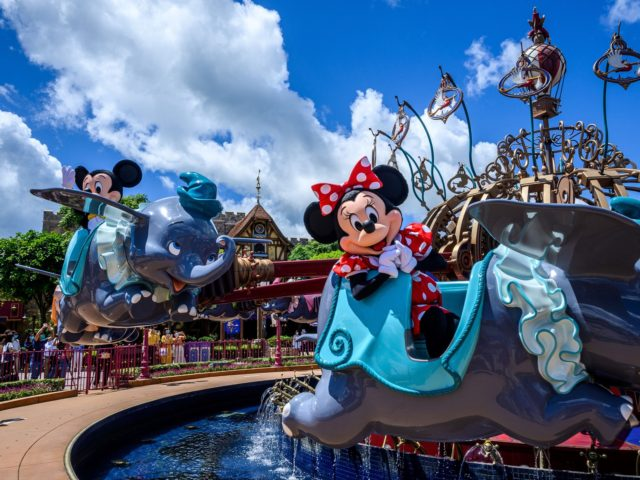 Disney Cuts 28,000 Staff as Coronavirus Devastates Theme Park Business