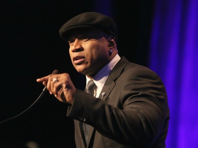 BEVERLY HILLS, CA - MARCH 09: Host LL Cool J speaks onstage during the Venice Family Clinic's Silver Circle Gala at Regent Beverly Wilshire Hotel on March 9, 2015 in Beverly Hills, California. (Photo by Mike Windle/Getty Images for Venice Family Clinic)