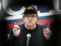 Michael Moore After Trump Farewell Address: 'We Are Not Done With Him. Trial. Conviction. Imprisonment'