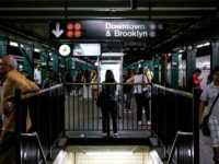 Nolte: Police Union Tells Embattled New York Subway Riders 'You're on Your Own'