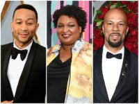 Stacey Abrams Teams with John Legend, Common for 'Rock the Runoff'