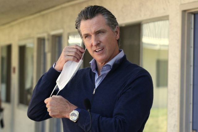 Gavin Newsom Imposes Stay-at-Home Order for CA Regions Nearing ICU Capacity