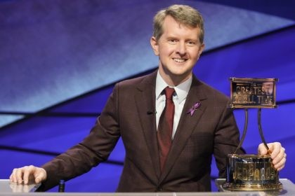 Ken Jennings will be first interim 'Jeopardy!' host