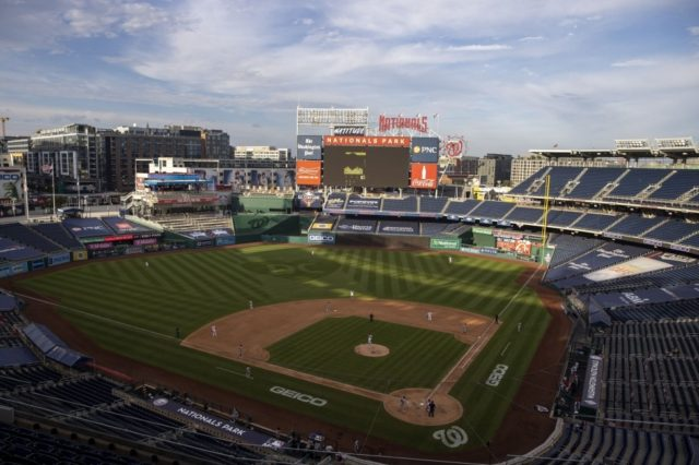 National make pitch to Biden for Opening Day of 2021 season