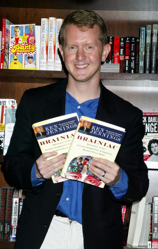 Ken Jennings to be first interim 'Jeopardy!' host - Breitbart