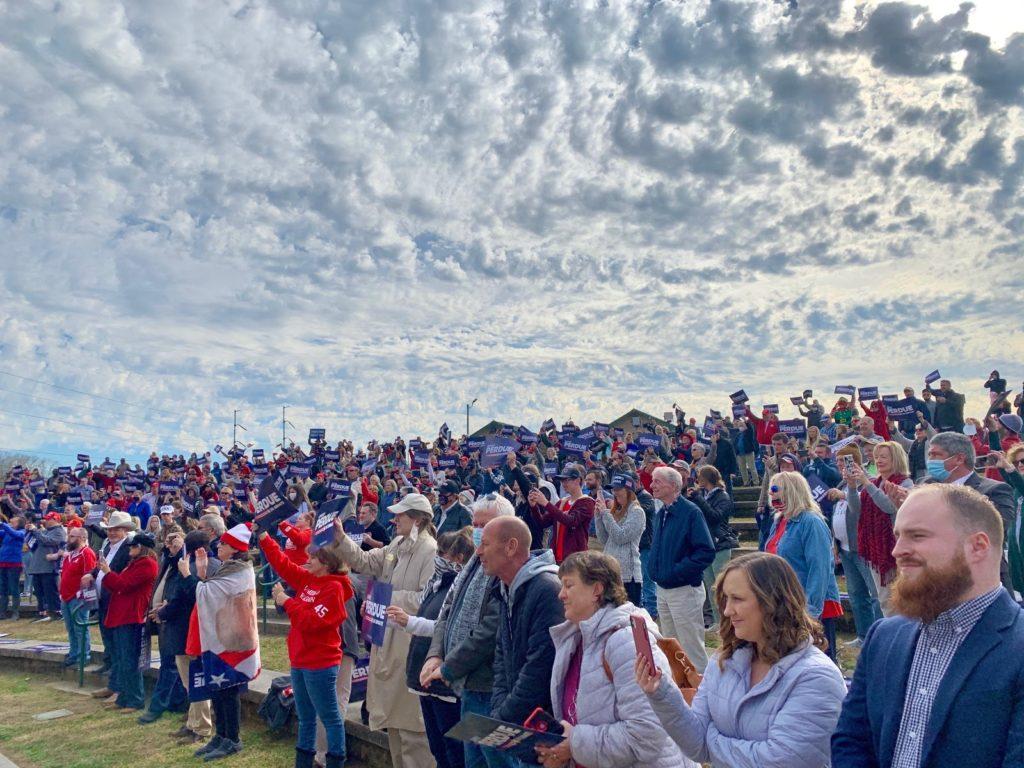 Trump Jr. rally
